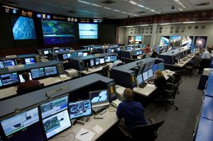 """There's a lot going on in """"command central"""""""