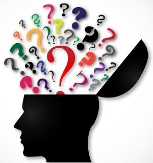 question-brain